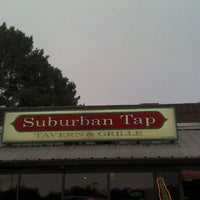Photo taken at Suburban Tap by Chad M. on 9/21/2011