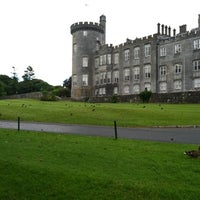 Photo taken at Dromoland Castle Hotel by SM B. on 7/8/2012