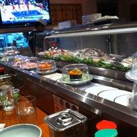 Photo taken at East Japanese Restaurant (Japas 27) by Sandy on 12/20/2011