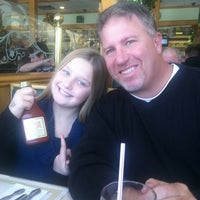 Photo taken at Omicron Family Restaurant by Robin K. on 3/13/2011