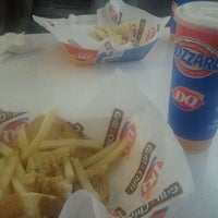 Photo taken at DQ Grill & Chill / Orange Julius by Ashley H. on 2/24/2012