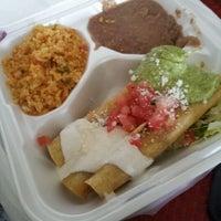 Photo taken at Taco Fiesta by Pleasure Palate on 5/21/2012