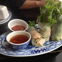 Photo taken at Long Provincial Vietnamese Restaurant by Carol R. on 4/12/2012