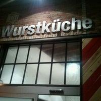 Photo taken at Wurstküche by Jessica C. on 9/29/2011