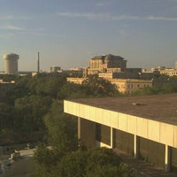 Photo taken at Rudder Tower by Austin F. on 9/19/2011
