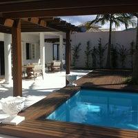 Photo taken at Villa Mer by Kiki Hoffmann by Mariana R. on 4/19/2012