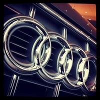 Photo taken at Audi Wilsonville by Scott M. on 10/19/2011