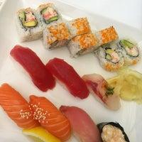 Photo taken at Sushi Sasa by Hilary H. on 4/20/2012