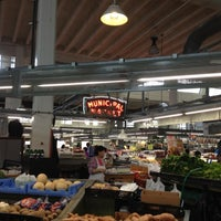 Photo taken at Sweet Auburn Curb Market by Terry V. on 5/7/2012