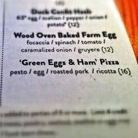 Photo taken at Sustain restaurant + bar by Josh E. on 5/6/2012