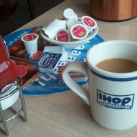 Photo taken at IHOP by Lewis B. on 9/6/2011