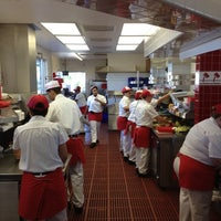 Photo taken at In-N-Out Burger by Tony U. on 10/30/2011