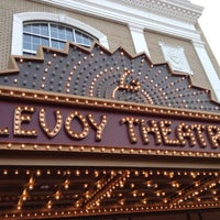 Photo taken at Levoy Theatre by Larry D. on 9/3/2012