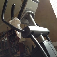 Photo taken at The ELLIPTICAL Beast! by Rhonda on 12/9/2011