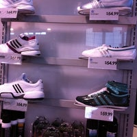 Photo taken at adidas Factory Outlet by MISSLISA on 2/13/2011