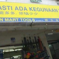 Photo taken at Win Mart Tools by Angel@Workz on 5/6/2012