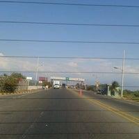 Photo taken at Peaje Tasajera by Pablo H. on 2/17/2012