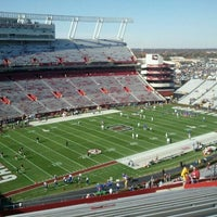 Photo taken at Williams-Brice Stadium by Calvin M. on 11/12/2011