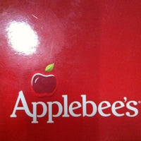 Photo taken at Applebee's by Lety R. on 4/30/2012