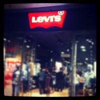 Photo taken at Levi's by Alexander E. on 4/15/2012