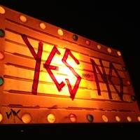 Photo taken at Yes and No by Jim B. on 11/27/2011