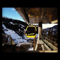 Photo taken at Skigebiet Schlossalm - Angertal / Ski amadé by Irina S. on 2/24/2012