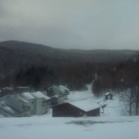 Photo taken at Bolton Valley Resort by María Fernanda B. on 2/17/2012