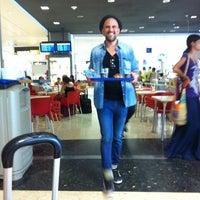 Photo taken at Terminal 2 by Miquel O. on 8/17/2012