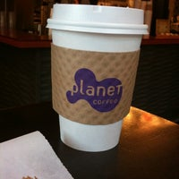 Photo taken at Planet Coffee by Daniella D. on 11/4/2011