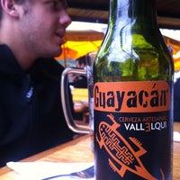 Photo taken at La Fuente Chica by Matias M. on 4/12/2011