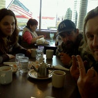 Photo taken at Denny's by Faith A. on 12/3/2011