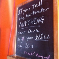 Photo taken at The Bus Stop Bar by David R. on 7/21/2012