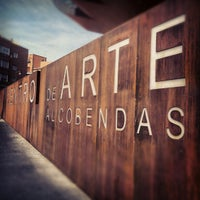 Photo taken at Centro De Arte Alcobendas by Lewis R. on 9/1/2012