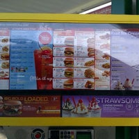 Photo taken at SONIC Drive In by Brandon R. on 7/13/2011