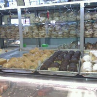 Photo taken at Arahis Bakery by Janet F. on 1/11/2011
