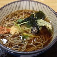 Photo taken at 生蕎麦 山中屋 by Calimerocks H. on 3/28/2012