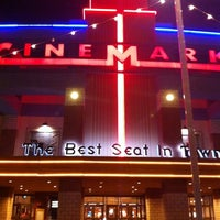Photo taken at Cinemark Mesa Riverview by Kyle E. on 12/27/2010