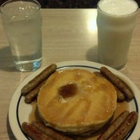 Photo taken at IHOP by 129 E. on 12/31/2011