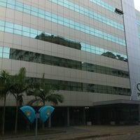 Photo taken at Caiobá Praia Hotel by Jef W. on 8/15/2011