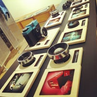 Photo taken at Lomography Gallery Store by Danielle D. on 6/21/2012