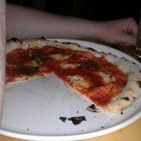 Photo taken at Pizzeria Basta by caroline f. on 3/12/2012