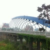 Photo taken at 청주대교 by Kangsoo H. on 5/20/2011