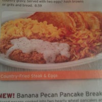 Photo taken at Denny's by Brian H. on 9/3/2011