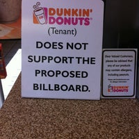 Photo taken at Dunkin Donuts by Leann P. on 7/3/2012