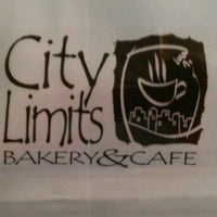 Photo taken at City Limits Bakery & Cafe by Alicia C. on 6/14/2012