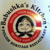 Photo taken at Babushka Kitchen by Dave on 7/8/2012