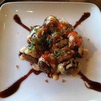 Photo taken at Domo Sushi by Mark O. on 8/28/2011