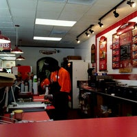 Photo taken at Firehouse Subs by Brendan W. on 9/1/2012