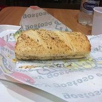 Photo taken at Subway by Adagir B. on 8/13/2012