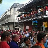 Photo taken at Johnny White's Corner Pub by Daniel B. on 9/8/2012